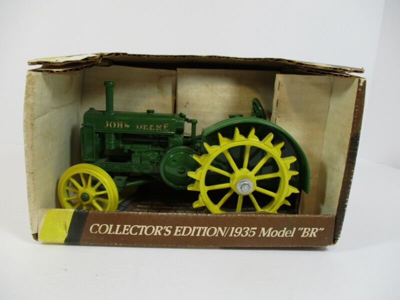 Ertl John Deere 1935 Model BR Tractor Diecast 1:16 Scale Bluepring Replica Toys