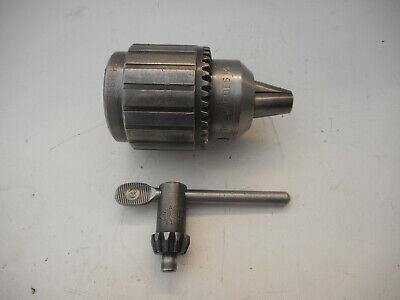 Atlas Craftsman 6 Metal Lathe Jacobs No. 56b Headstock Chuck Key 1 X 10 Tpi