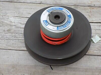 Lovejoy 11401 Hexadrive Variable Speed Pulley 78bor