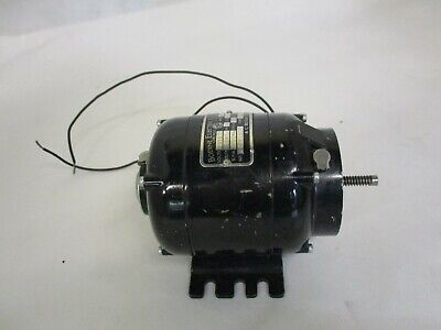 New Bodine Nsp-11a1 Ac Electric Motor 115v 1750 Rpm