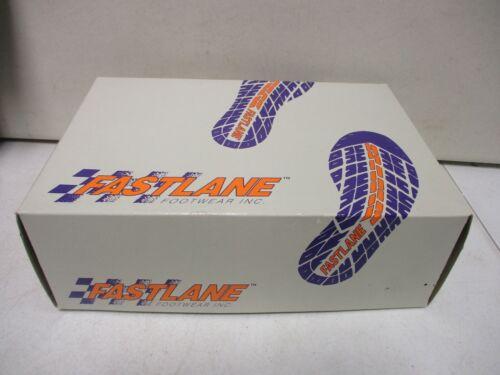 Fastlane Footwear Chevrolet The Heartbeat of America Sneakers Size 8