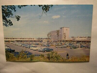Old Postcard, WESTCHESTER, NEW YORK, CROSS COUNTY SHOPPING (Cross County New York)