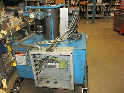 Vickers Power Systems Hydraulic Pump 7.5hp 30 Gal