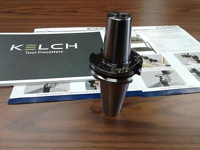 12 Shrink Fit Cat40 End Mill Holder Germany Kelch Brand G2.525000rpm-new