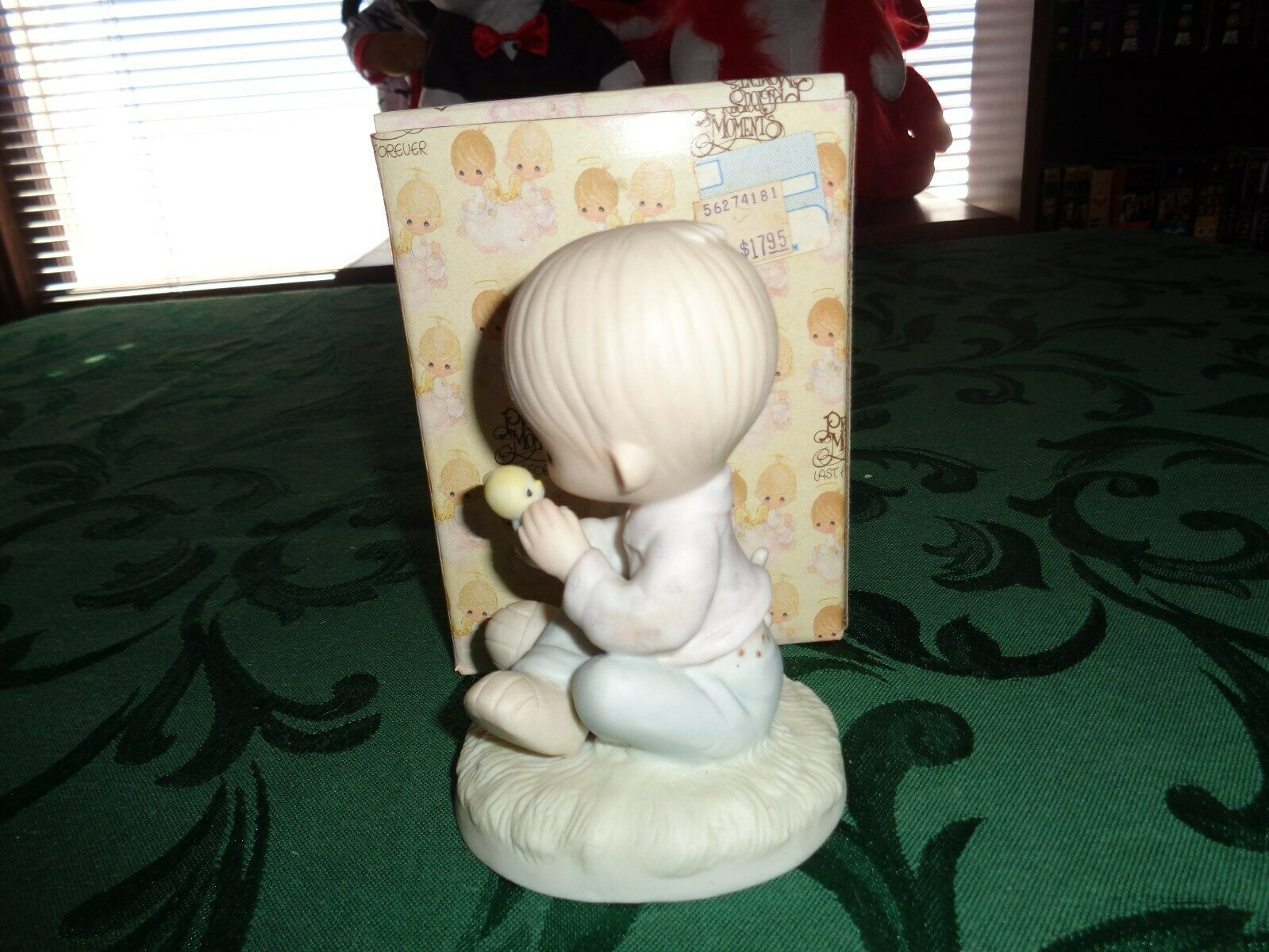 ::Enesco Precious Moments I Believe In Miracles E7156