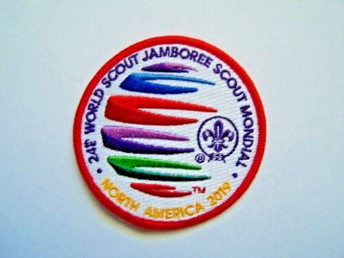 2019 World Jamboree Participant Patch