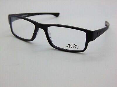 OAKLEY AIRDROP OX8046-0157 Satin Black 57mm Rx Authentic Eyeglasses