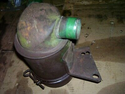 Vintage Oliver 77 Diesel Standard Tractor -engine Air Cleaner