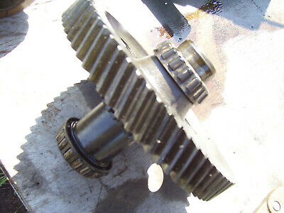 Vintage Oliver 1850 D Tractor -pto Drive Gear Assy- 1967