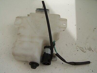 Mitsubishi Shogun Rear window washer bottle and pump ( 2001-2005)