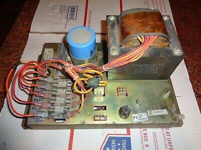 Atari Tempest Video Arcade Game Power Brick Transformer, Tested n Working 037395