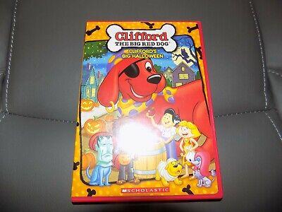 Clifford's Big Halloween (Cliffords Big Halloween (DVD))