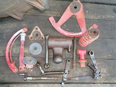 Ford Tractor Jubilee Hydraulic Top Cover Parts