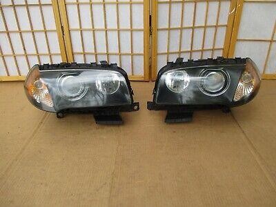 04-06 BMW X3 OEM Left & Right XENON HID w/ Adaptive AFS Headlight Light Lamp SET