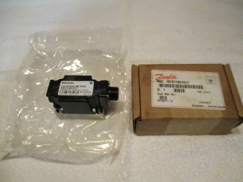 Danfoss EDC Control Pilot Valve Mat: MCV110A1017