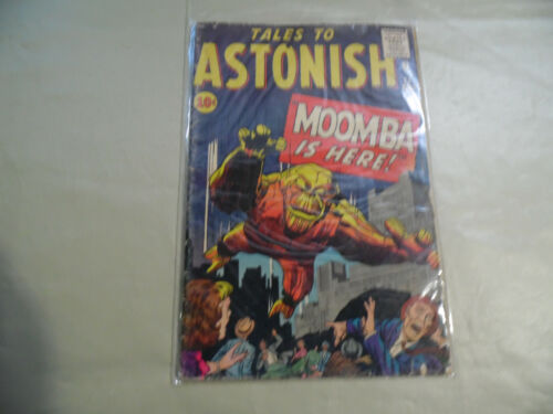 Tales to Astonish #23 (Marvel 1961) Free Domestic Shipping