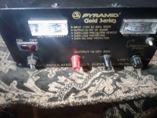 PYRAMID GOLD SERIES MODEL: PS-35