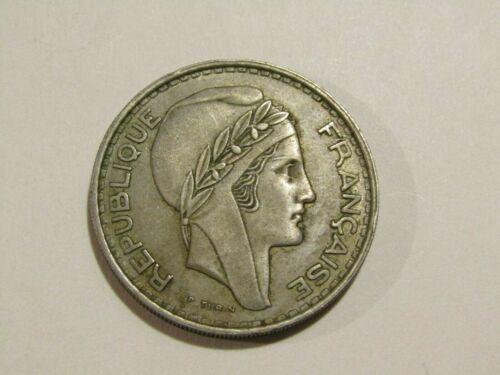 Algeria 1950 100 Francs Coin