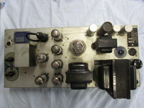 SEEBURG MRAI-L6 AMPLIFIER (81020-6)