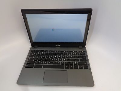 "Acer Chromebook C720P-2625 11.6"" Touchscreen Celeron 1.4GHz 4GB RAM 16GB SSD"