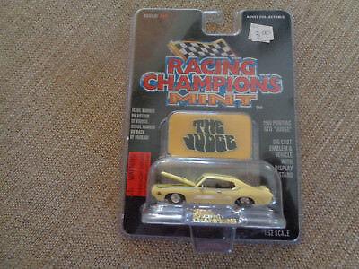Racing Champions Mint The Judge 1969 Pontiac Gto Yellow  1 64