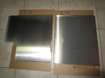 Hobart Left And Right Table Assembly Stainless Steel Model 6801 Oem 290771