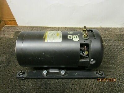 Ohio D-481548x7923a .7.8hp Forklift Motor 3648v 15102050rpm D-48 Frame