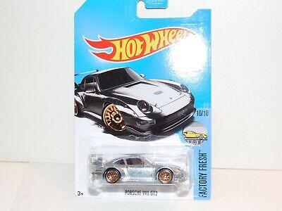 2017 Hot Wheels Walmart exclusive  Zamac  #010 - Porsche 993 GT2