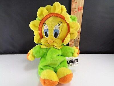 Looney Tunes Tweety Bird Halloween Sunflower Costume Plush Stuffed Animal - Child Sunflower Halloween Costume