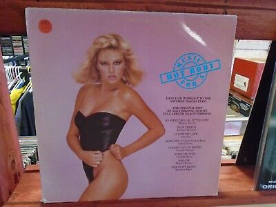 Evelyn Rocks - Music For A Hot Body [Evelyn Thomas Fun Fun Miquel Brown cheesecake] LP EX