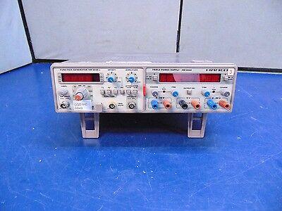Hameg Hm8030-3 Function Genorator And Hm8040 Triple Power Supply R649x