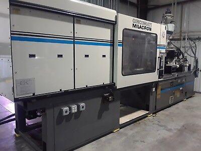 440 Ton Cincinnati Injection Molding Machine 1996