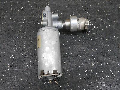 Itt 404156 24 Volt Right Angle Gear Motor