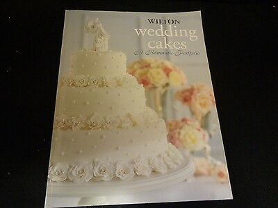 2002 Wilton Wedding Cakes A Romantic Portfolio  DECORATING CAKES Idea Book (Decorating Ideas Wedding)
