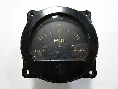 Vintage Roller-smith D.c. Volt Pdi Meter Gauge Dial Steampunk Electrical