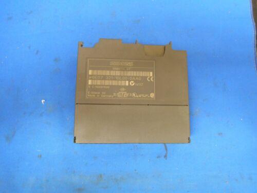Siemens 6ES7 321-1BL00-0AA0 (6ES7 321-1BL00-0AA0) I/O Module W MICRO MEMORY 64KB