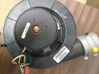 "Fasco Draft Motor 7021-10928; ICP1013188FA; V115; 60HZ; --""USED"""