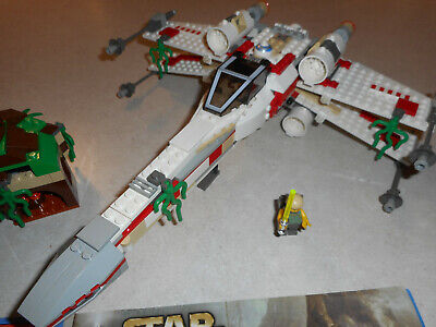 LEGO Star Wars Set #4502 X-Wing Fighter