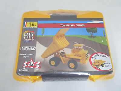Heller Dumper kit constructor