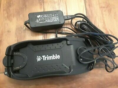 Trimble 2008 Geo Explorer Ce Support Module Charger With Power Supply