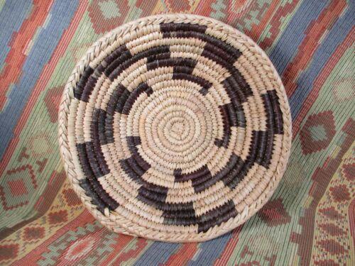 Southwestern Style Basket    Medium Size  Geometric Basket     over 8 inches