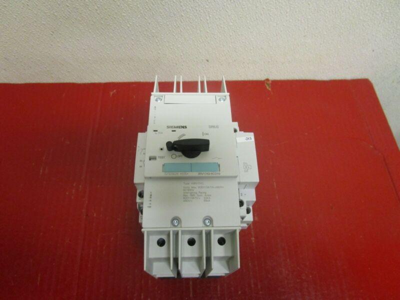 KLOCKNER MOELLER MANUAL MOTOR STARTER PKZ2 ZM-40-PKZ2 220-240V 40A AMP W// RS-PKZ