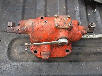 1949 Case Dc Farm Tractor Hydraulic Valve Free Shipping