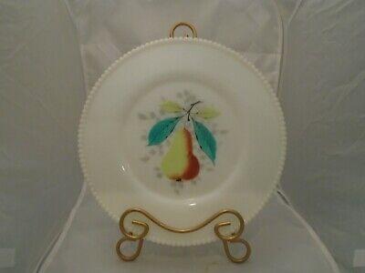 Westmoreland Beaded Edge Pear Dinner Plate