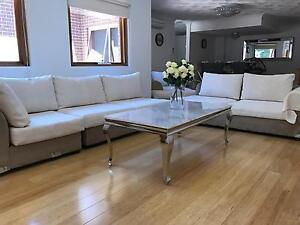 5 Seater(2+2+1) Sofa in excellent condition with extra covers $500 Neutral Bay North Sydney Area Preview
