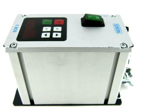 Weber SOR 3 Frequency Control Drive Module, SOR3