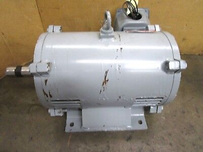 Mitsubishi Sb Jr 20hp Electric Motor 460v 3ph 1710 Rpm Frame 160l