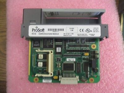 Prosoft Allen Bradley Mvi46-adm Communications Module