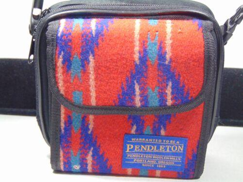 PENDLETON WOOLEN MILLS BLANKET COVER & 10 CD PLAYER CASE NEW