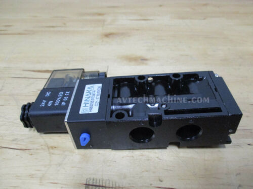 Hinaka Pneumatic Solenoid Valve HNS523S-DC24V-A